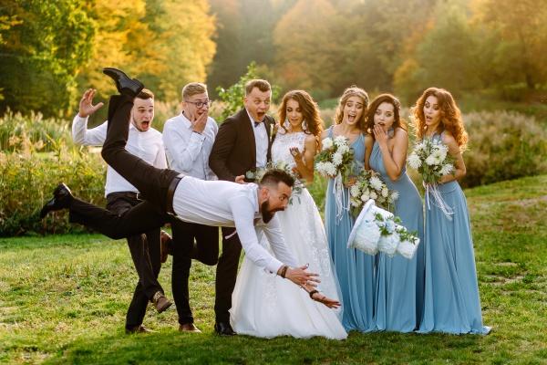 Свадьба под облаками. Выездная регистрация!