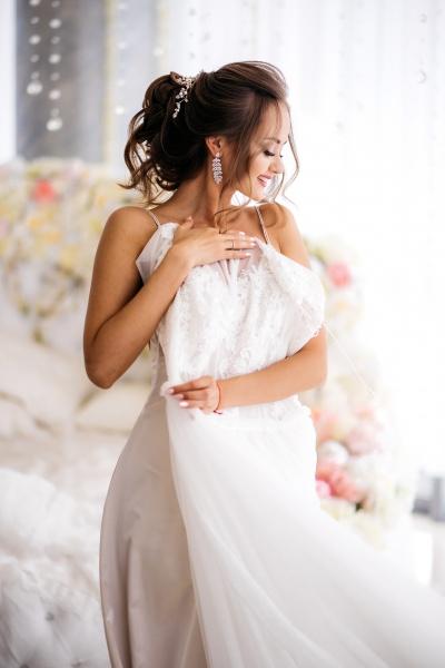 Образ невесты: как сохранить свежесть до конца свадьбы?