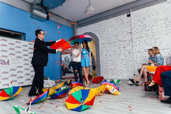 Иллюзионист Ильи Ильин на Клубе молодоженов и на свадьбе