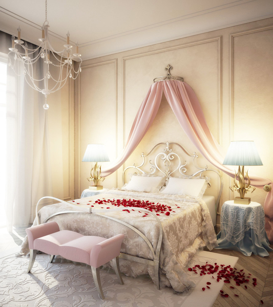 Фото комнат для первой брачной ночи