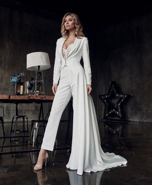 Самые модные свадебные платья в 2021 году