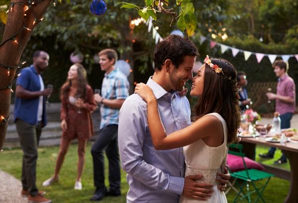 Свадебная вечеринка: новый формат