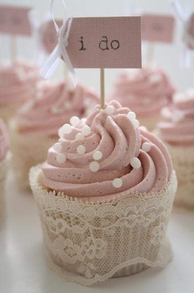 Десерт. Кружевная свадьба