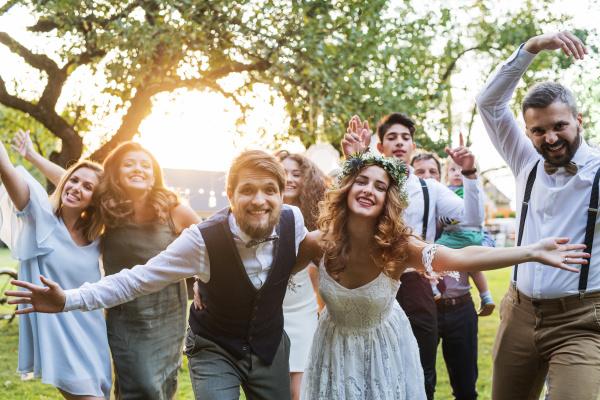 Скромный бюджет свадьбе не помеха