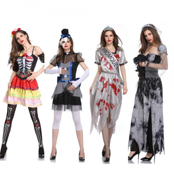 Страшно красиво: девичник в стиле Хэллоуин