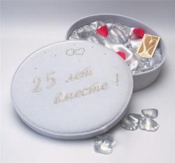 Сценарии серебряной свадьбы