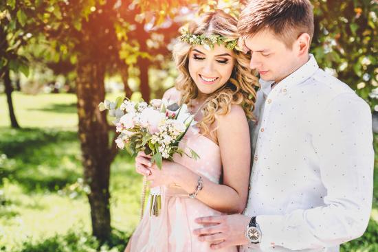 Розовая или оловянная свадьба