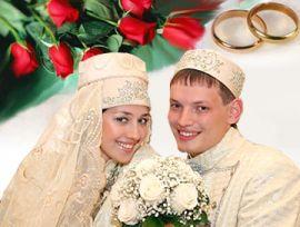 Поздравление со свадьбой на татарском и русском слушать