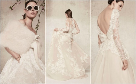 Свадебная коллекция Elie Saab 2017-2018