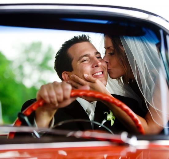 ТОП-5 свадебных авто
