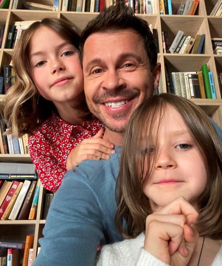 Павел Деревянко: «Идеальная семья — это навязанный стереотип»