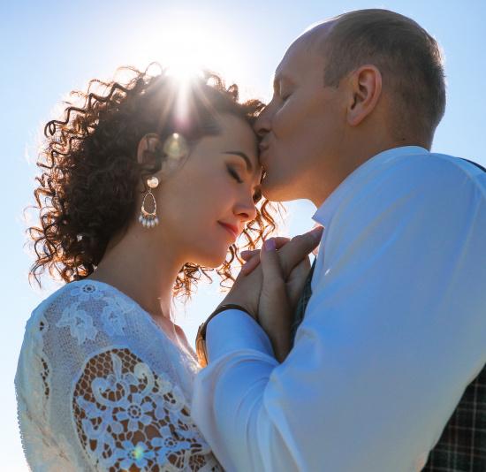 История любви Татьяны и Алексея Оробей