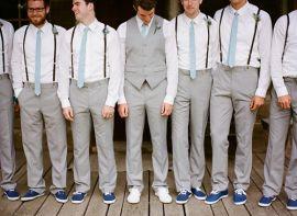 Свадебный стиль жениха