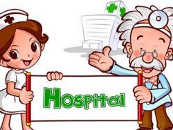 Сценарий выкупа невесты «Больница»