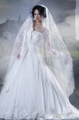 Свадебные платья восточные