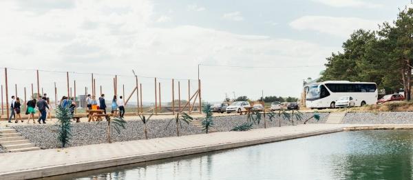 Парк «Малина» в 5 км от аэропорта Кольцово