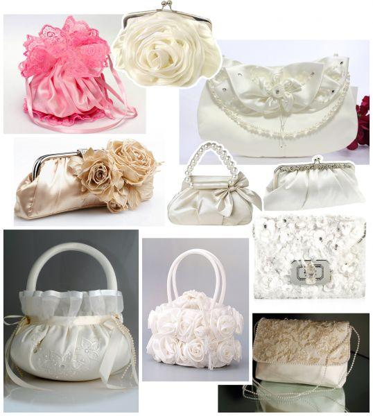 Как сшить невесте сумочку 11