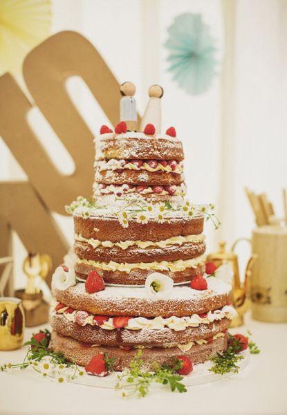 Тирамису свадебный торт