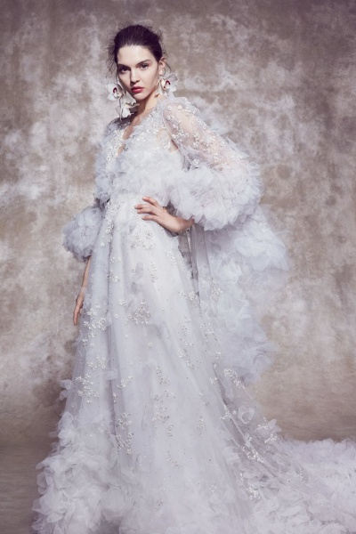 Свадебные платья Marchesa весна-лето 2020