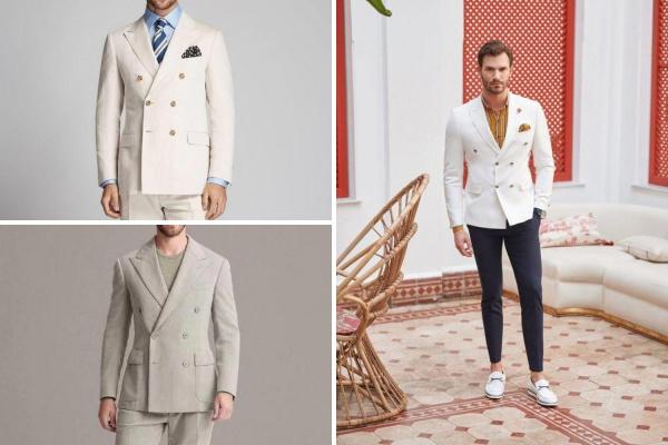 Модный взрыв: мужские костюмы-2021