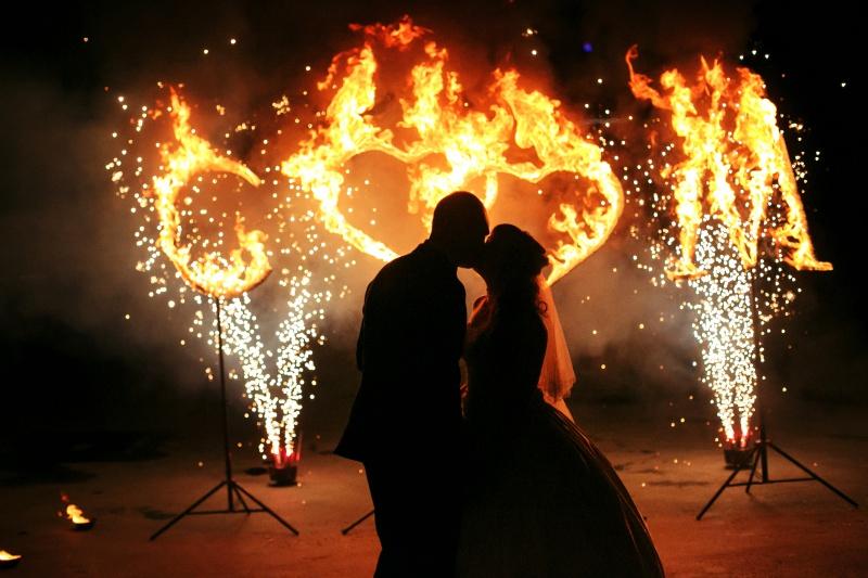 фотографии холодного огня просто, эта