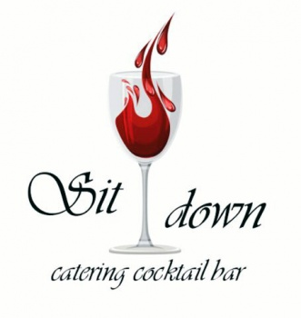 Sit Down-Catering bar