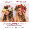 Open summer party!