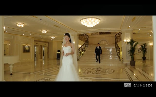 Classic Wedding in St. Petersburg